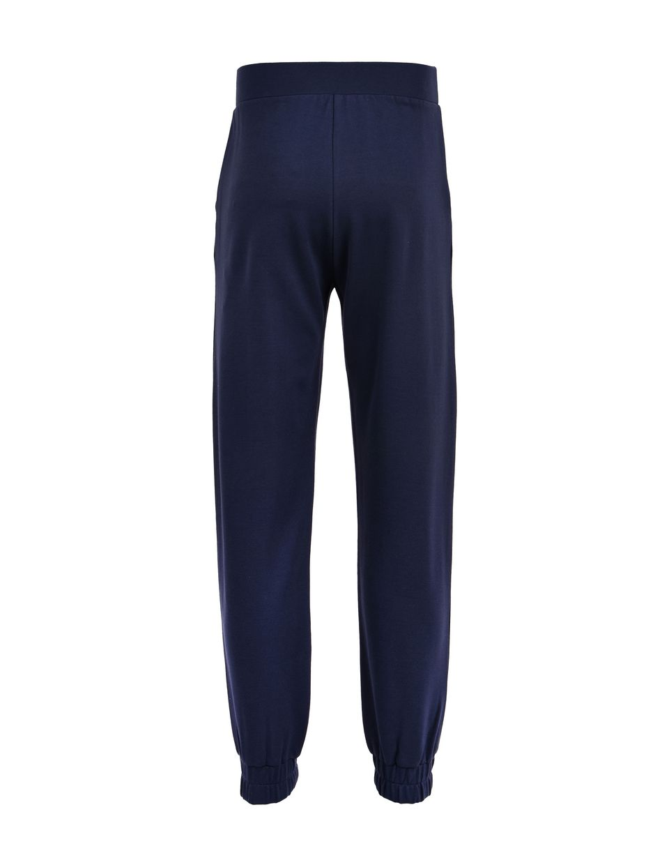 Scuderia Ferrari Online Store - Jogging bottoms in Milano jersey for girls - Joggers