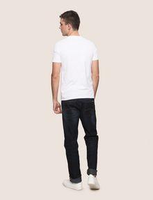 ARMANI EXCHANGE メッセージプリントTシャツ グラフィックTシャツ メンズ e