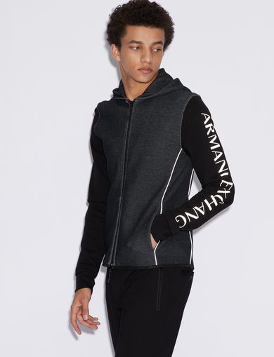 ARMANI EXCHANGE Fleece Jacket Man F