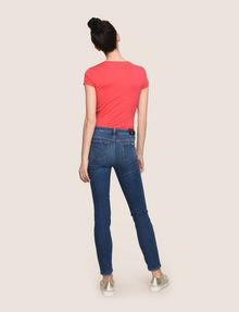 ARMANI EXCHANGE Skinny jeans Woman e