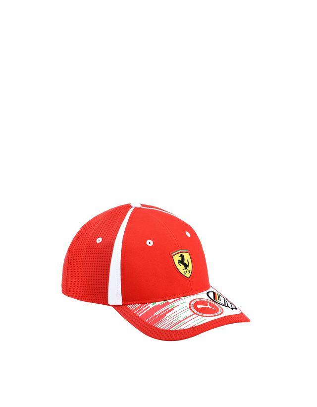 Scuderia Ferrari Online Store - Vettel Replica Cap for teens -
