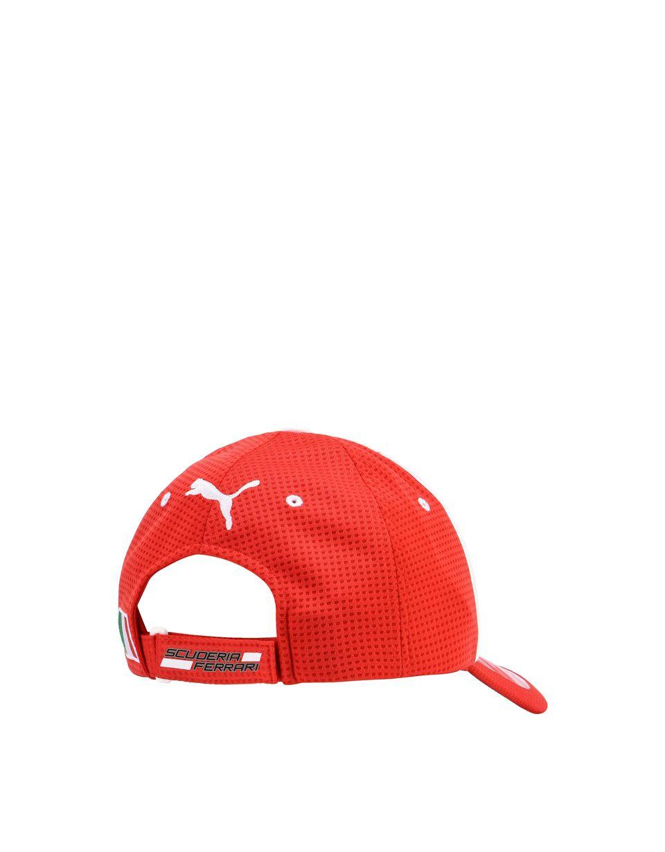 Scuderia Ferrari Online Store - Vettel Replica Cap for teens - Baseball Caps