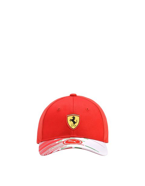 Team Scuderia Ferrari Replica Cap for teens