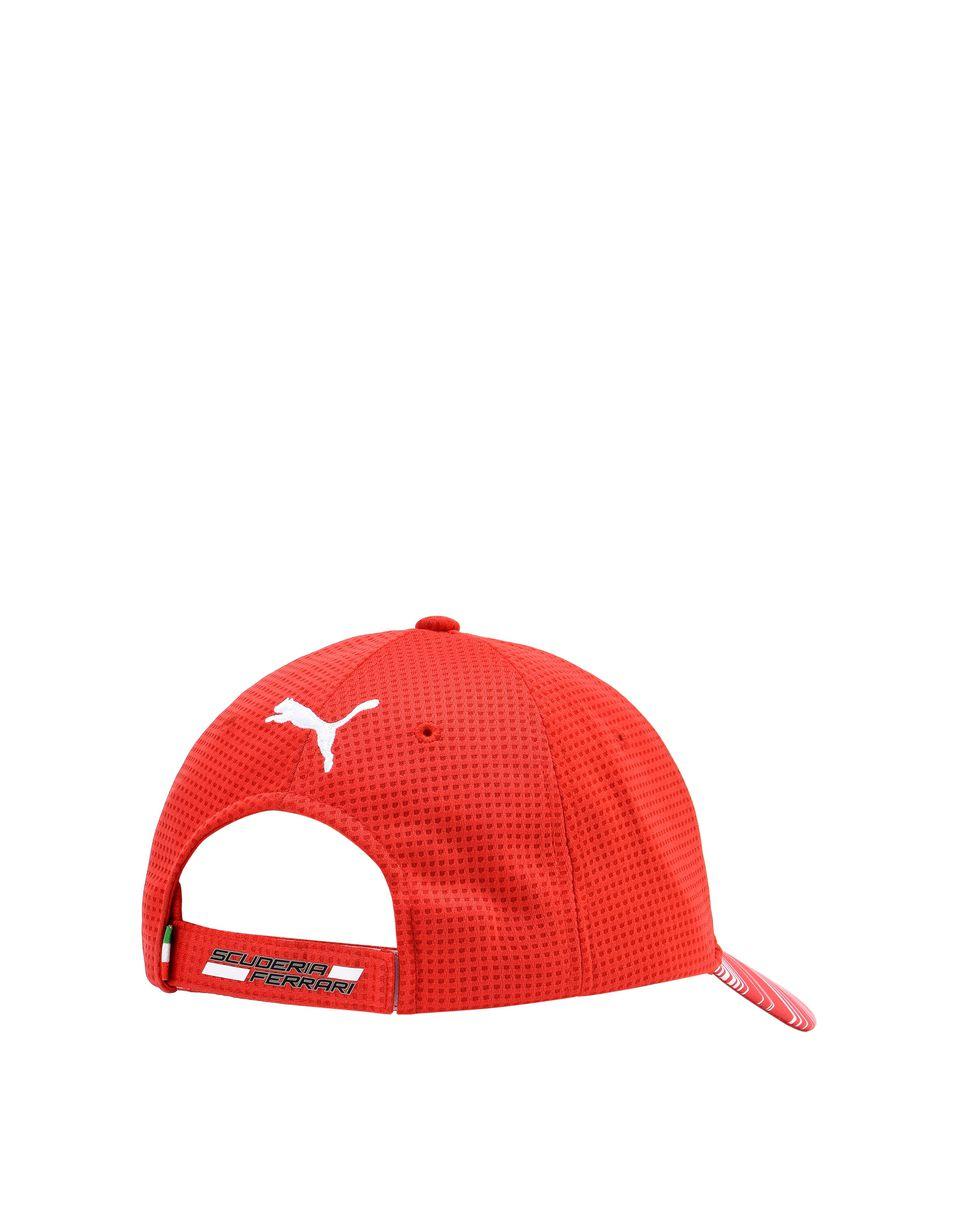 Scuderia Ferrari Online Store - Командная бейсболка Scuderia Ferrari Replica для детей - Бейсболки