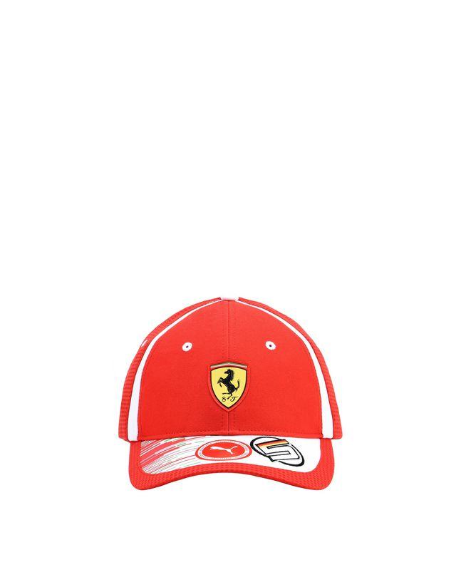 Scuderia Ferrari Online Store - Бейсболка Vettel Replica - Бейсболки