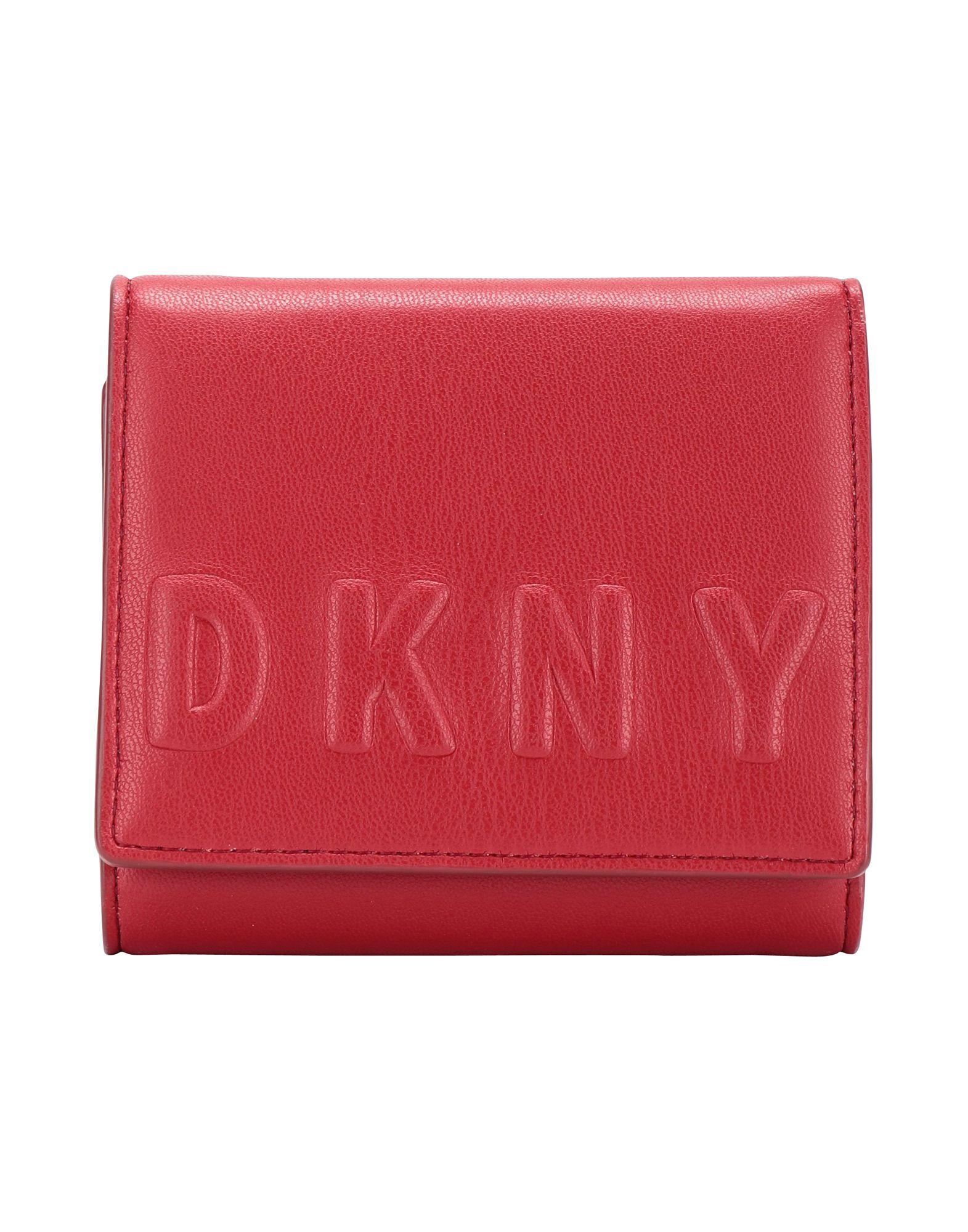 Фото - DKNY Бумажник обувь на высокой платформе dkny