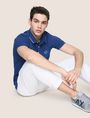 ARMANI EXCHANGE SHORT SLEEVES POLO Man a