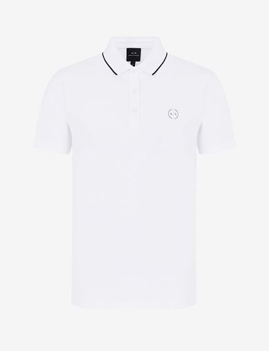 ARMANI EXCHANGE SHORT SLEEVES POLO Man R