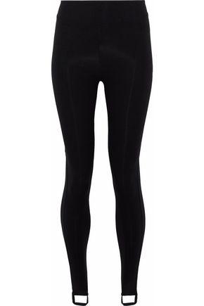 SÀPOPA Jazz stretch-jersey stirrup leggings