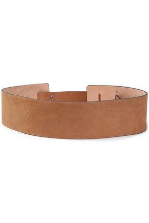 RAG & BONE Linden suede waist belt