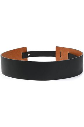 RAG & BONE Linden leather waist belt