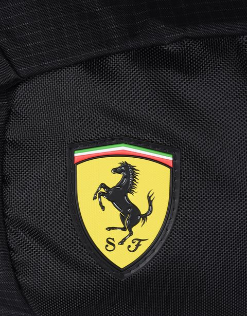Scuderia Ferrari Online Store - Scuderia Ferrari bum bag - Men's Bags