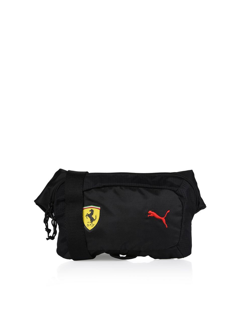 Scuderia Ferrari Online Store - Sac banane Scuderia Ferrari avec deux compartiments - Sacs à bandoulière