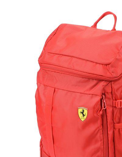 Scuderia Ferrari Online Store - Scuderia Ferrari backpack - Regular Rucksacks