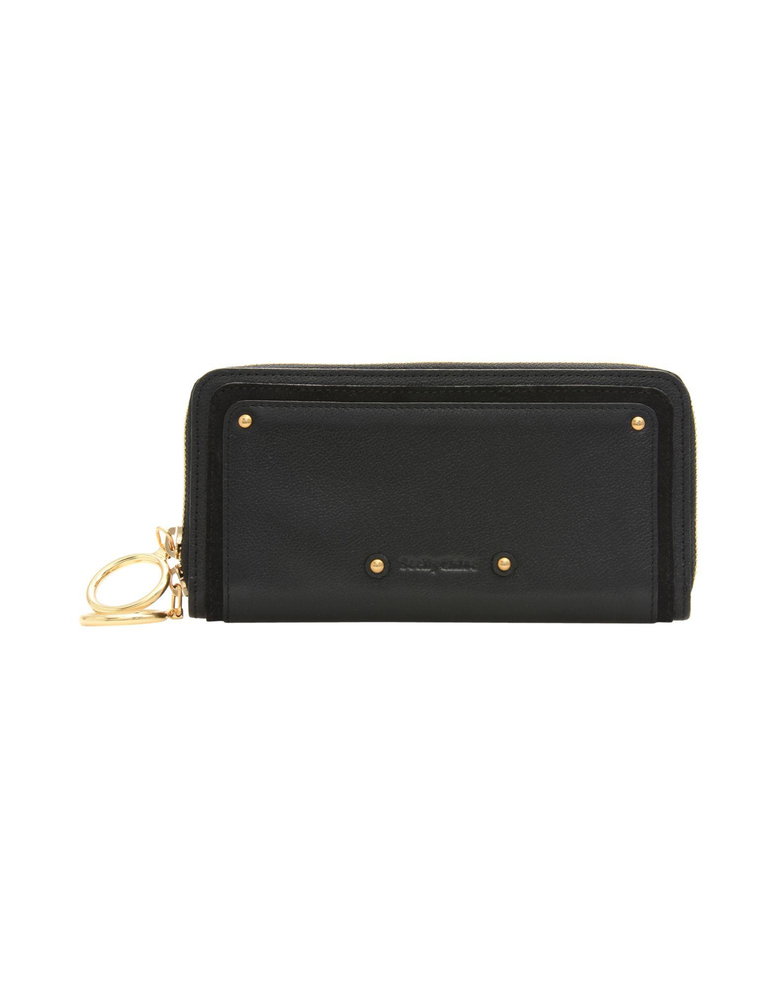 SEE BY CHLOÉ Бумажник see by chloé рюкзак