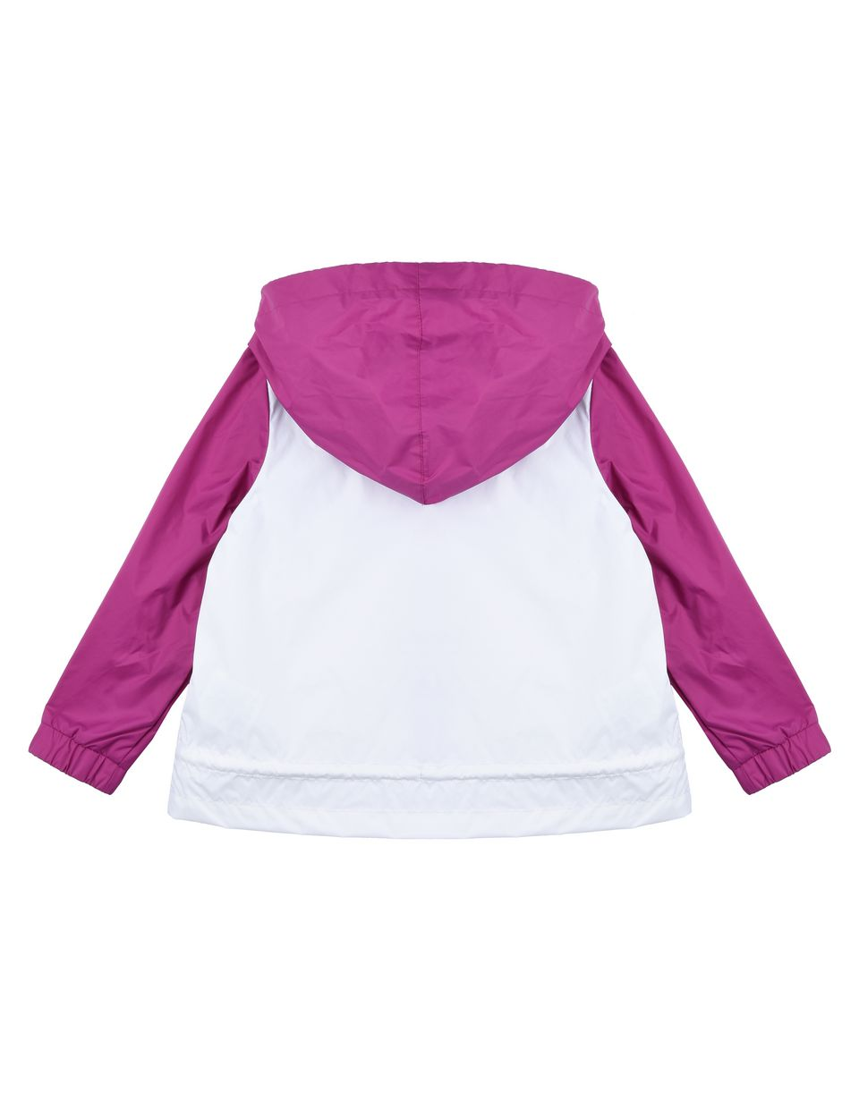 Scuderia Ferrari Online Store - Rain jacket for girls with gathering at the hips -