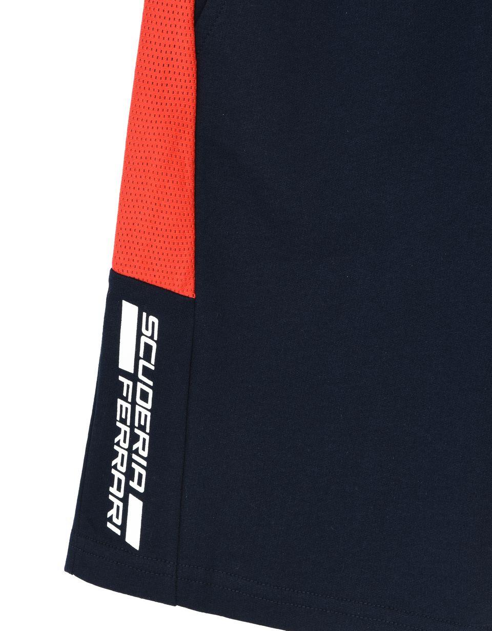 Scuderia Ferrari Online Store - 法拉利车队印花男生短裤 - 短裤
