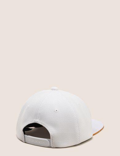 MESH REFLECTIVE LOGO HAT