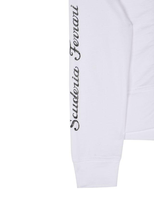 Scuderia Ferrari Online Store - Girls sweatshirt with high collar -