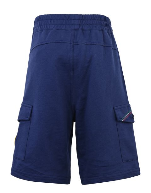 Baby Bermuda shorts with faux opening