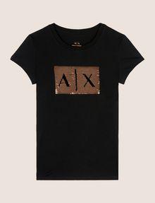 ARMANI EXCHANGE Camiseta con logotipo [*** pickupInStoreShipping_info ***] r