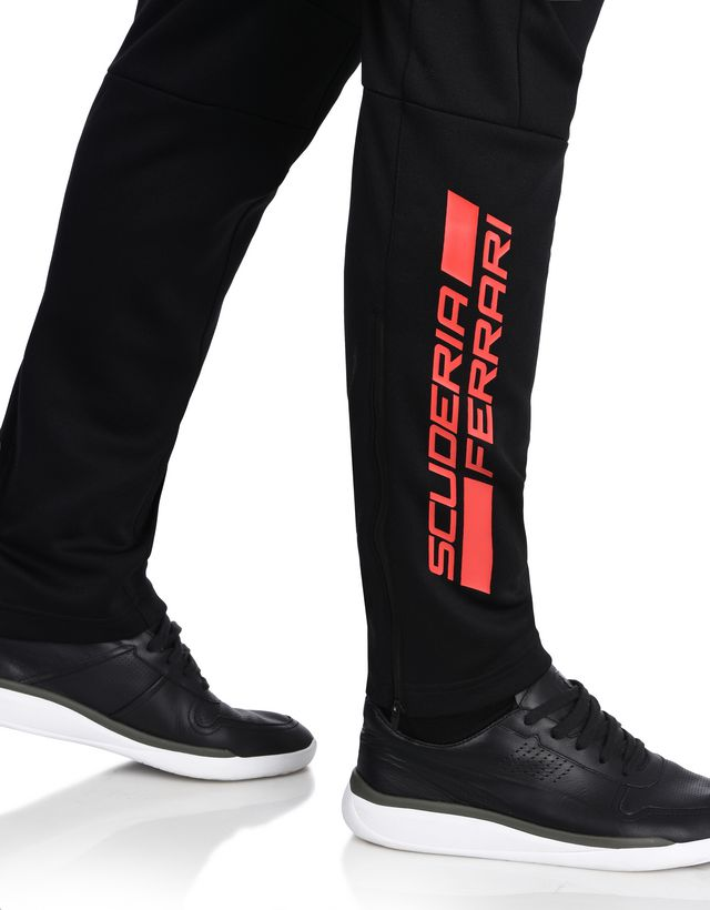 Scuderia Ferrari Online Store - Мужские спортивные брюки Scuderia Ferrari - Брюки чинос