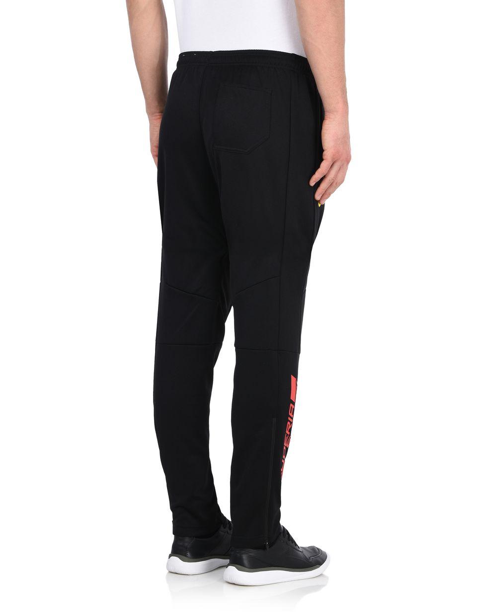 Scuderia Ferrari Online Store - Pantalon sport homme avec Scudetto Ferrari - Chinos