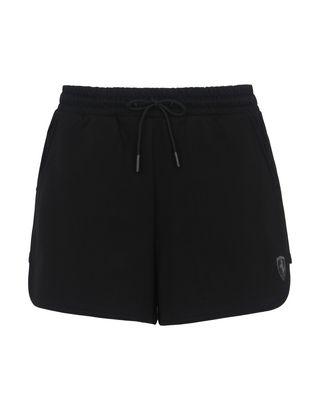 Scuderia Ferrari Online Store - Shorts da donna in felpa di cotone - Shorts