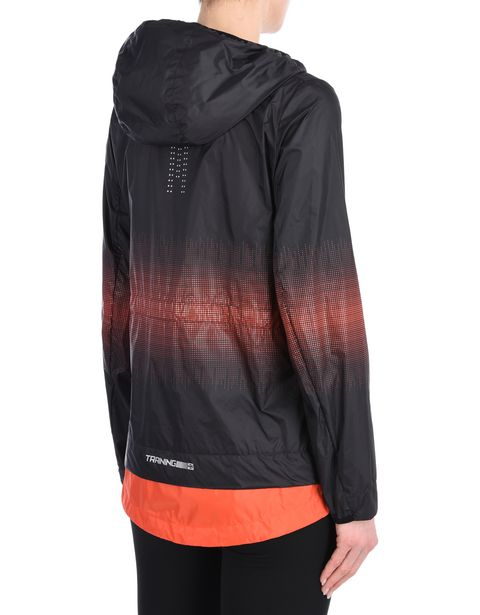 Women's waterproof training jacket with Shield