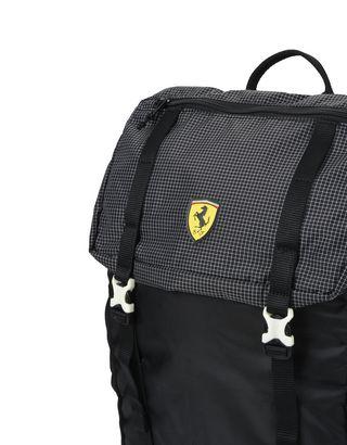 Scuderia Ferrari Online Store - Scuderia Ferrari Fanwear Night backpack - Regular Rucksacks