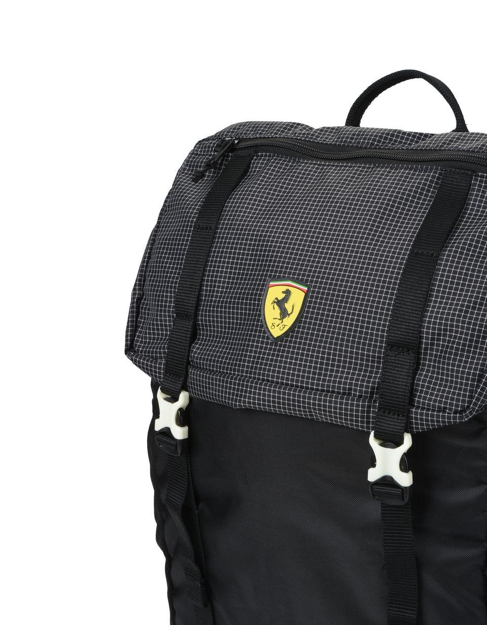 Scuderia Ferrari Online Store - Zaino Scuderia Ferrari Fanwear Night -