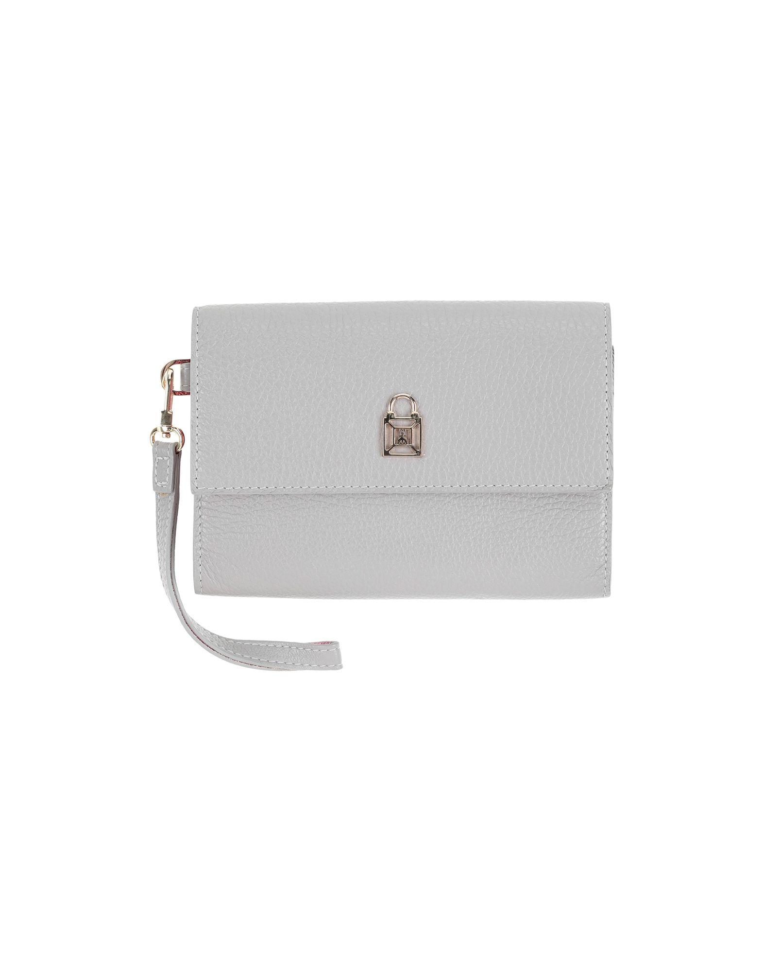PATRIZIA PEPE Бумажник marino кожа моды простой короткий бумажник сладкий дикий бумажник 3 раза черные женские модели
