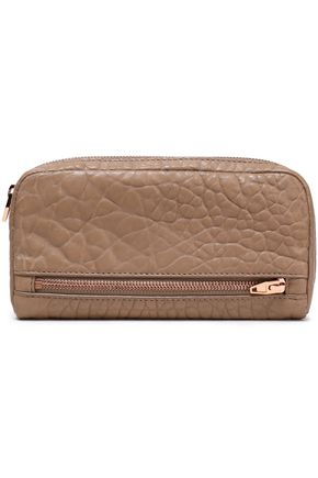 ALEXANDER WANG Textured-leather wallet