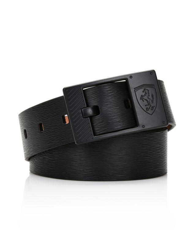 Scuderia Ferrari Online Store - Scuderia Ferrari Racing belt - Regular Belts