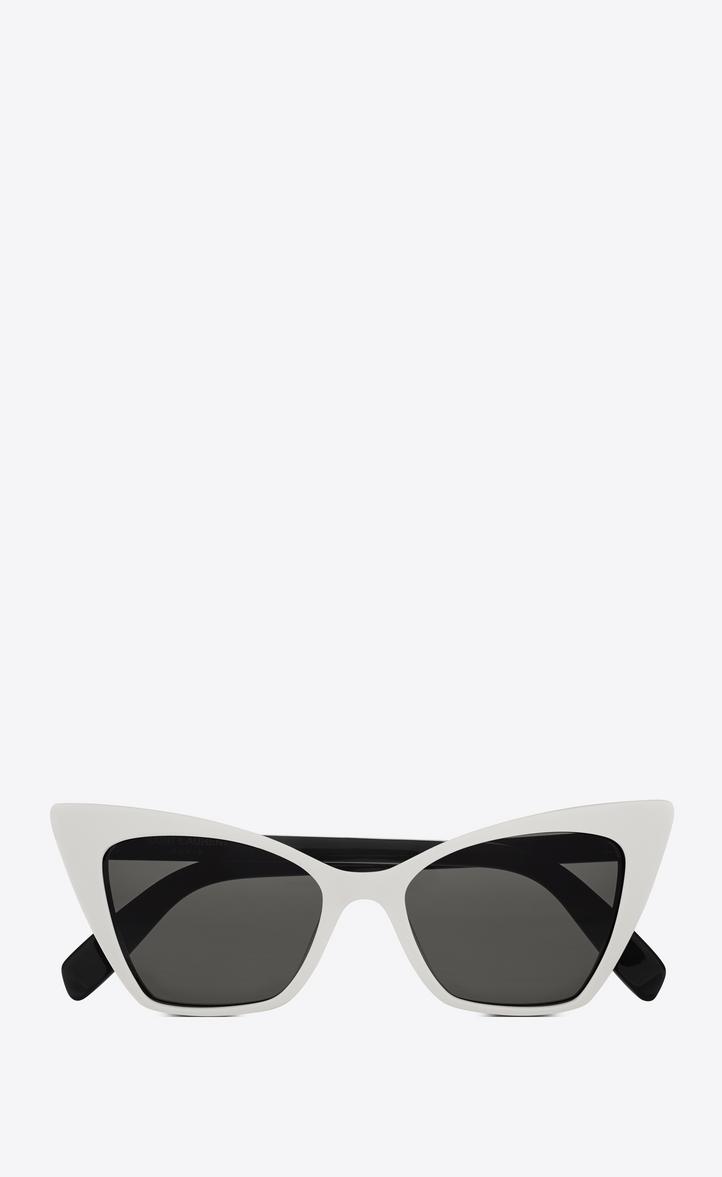 New Wave 244 Victoire Sunglasses Saint Laurent YI6O5liy