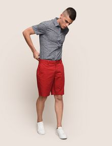 ARMANI EXCHANGE CLASSIC CHINO SHORTS Shorts Man d