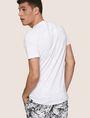ARMANI EXCHANGE Basic-T-Shirt Herren a
