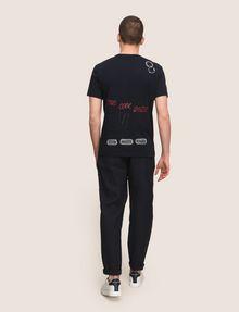 ARMANI EXCHANGE COOL DUDE Tシャツ グラフィックTシャツ メンズ e