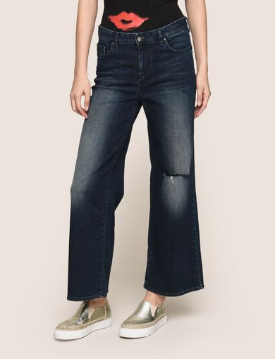 ARMANI EXCHANGE Flare Jean Woman F