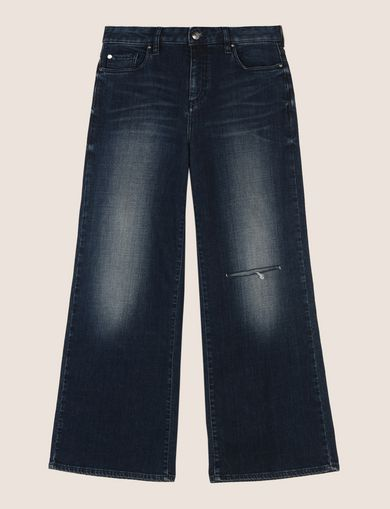 ARMANI EXCHANGE Flare Jean Woman R