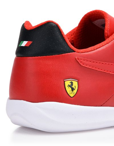 Scuderia Ferrari Online Store - Scuderia Ferrari Future Cat Casual shoes - Sneakers