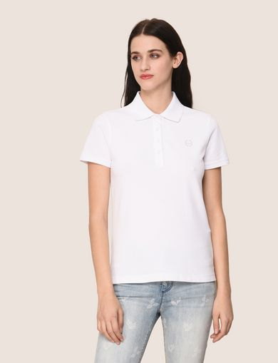 ARMANI EXCHANGE SHORT SLEEVES POLO Woman F