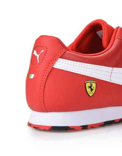 Scuderia Ferrari Online Store - Scuderia Ferrari Roma shoes - Sneakers