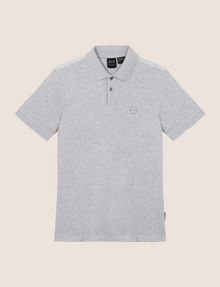 ARMANI EXCHANGE CLASSIC TIPPED COLLAR PIQUE POLO SHORT SLEEVES POLO [*** pickupInStoreShippingNotGuaranteed_info ***] r