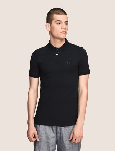 CLASSIC TIPPED COLLAR PIQUE POLO