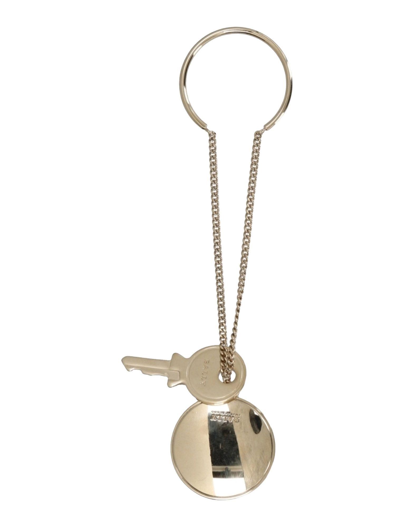 BALLY Брелок для ключей prada брелок для ключей