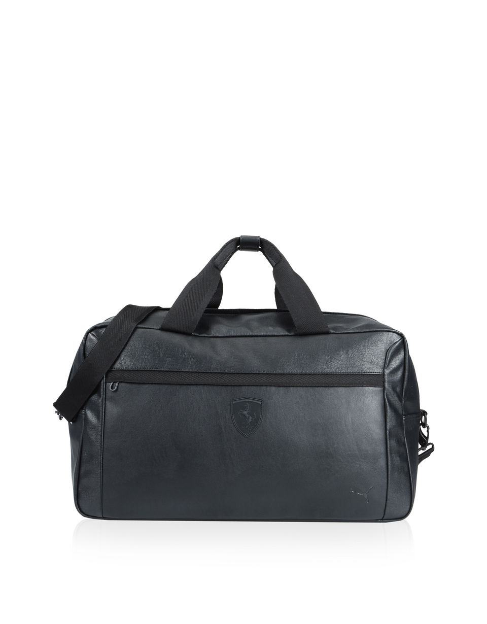 Scuderia Ferrari Online Store - Travel holdall with shoulder strap - Duffle Bags