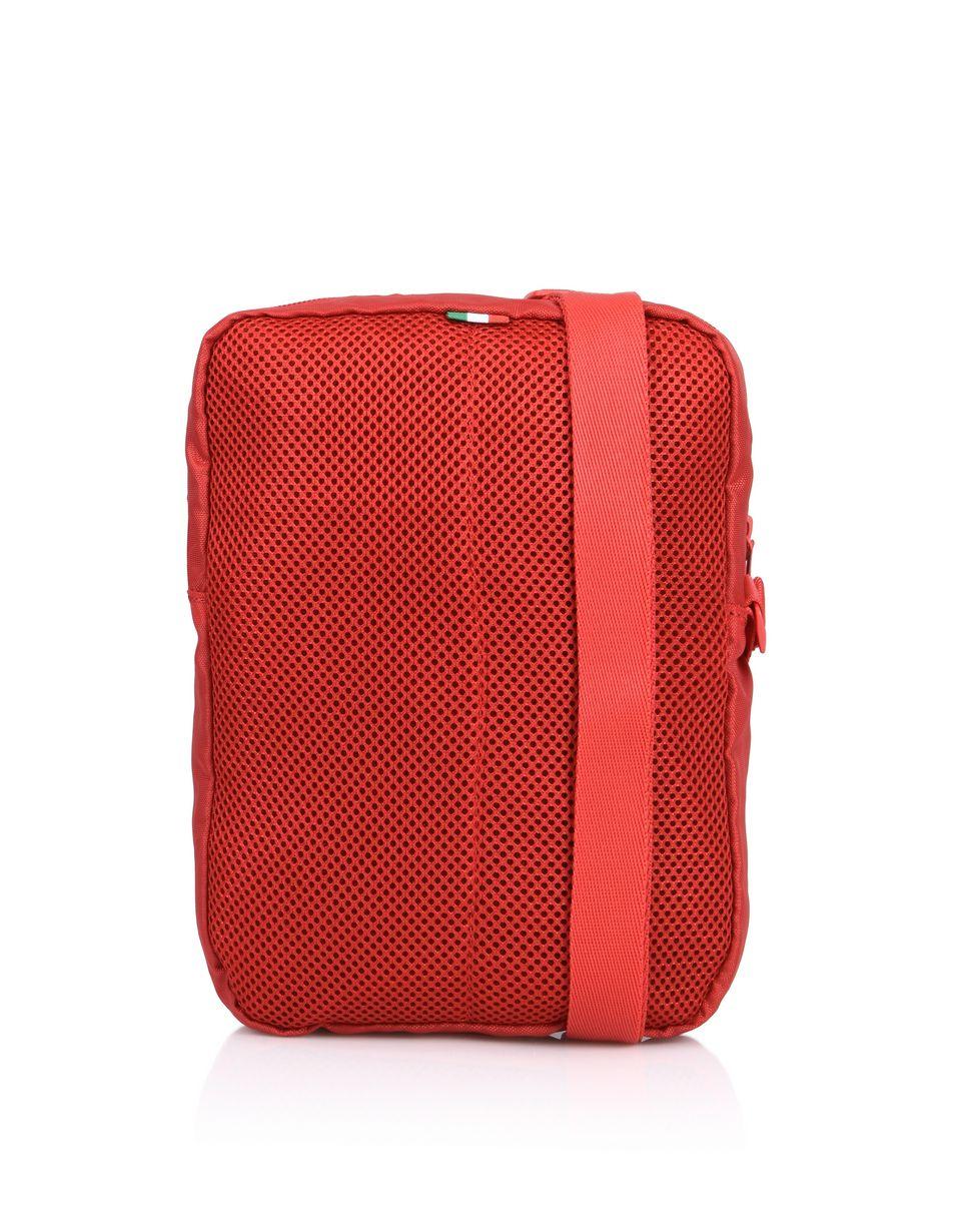 Scuderia Ferrari Online Store - Scuderia Ferrari crossbody bag - Messenger Bags