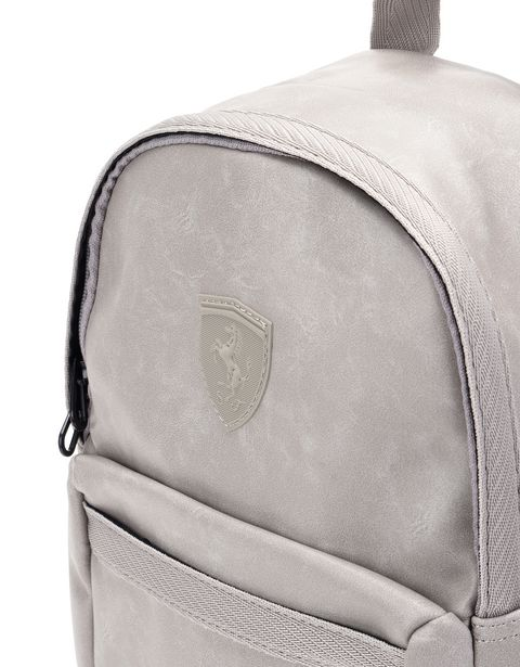 Scuderia Ferrari Online Store - Women's backpack with external pocket -