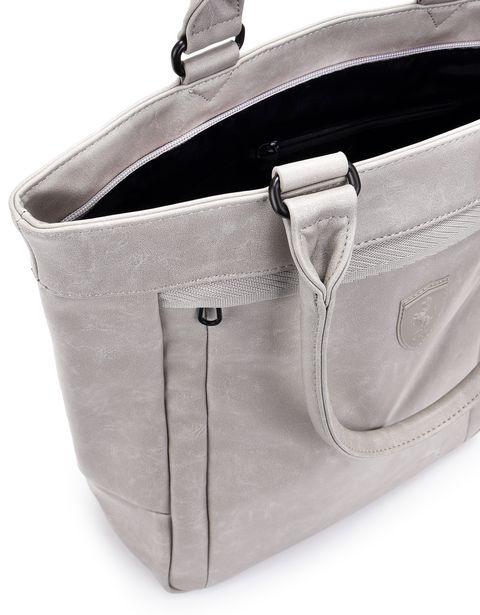 Scuderia Ferrari Online Store - Borsa Scuderia Ferrari con doppi manici - Tote Bag